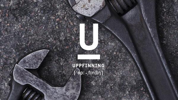 U as in Uppfinning