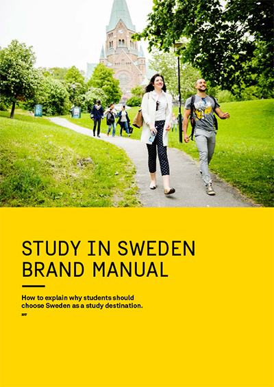 Study in Sweden brand guide