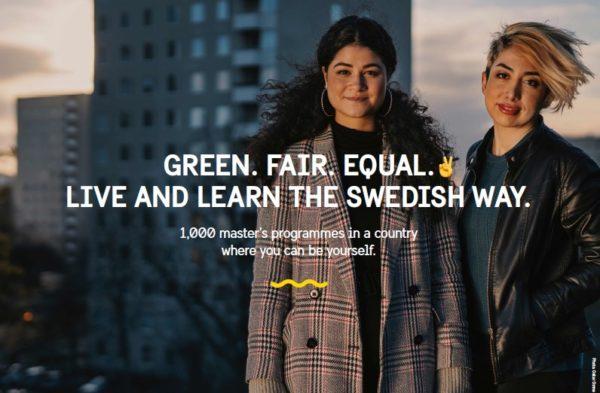 Study In Sweden Backdrops Sharing Sweden