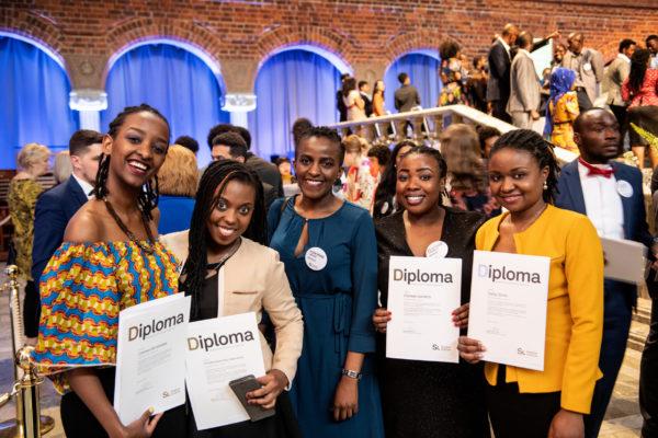 Diploma ceremony 2019